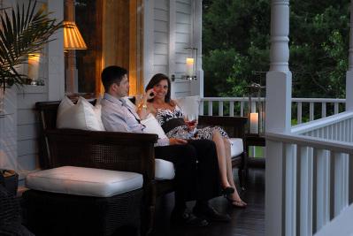 21 Couple Porch